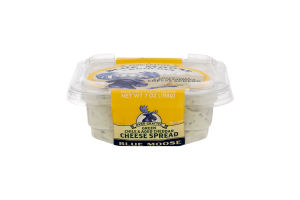 Blue Moose of Boulder Cheese Spread Green Chile & Aged Cheddar