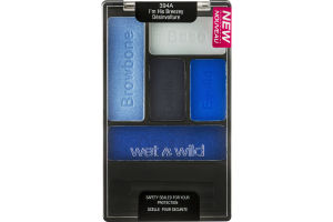 Wet n Wild Coloricon Eyeshadow Palette 394A I'm His Breezey
