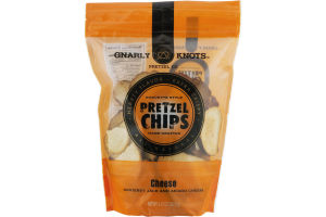 Gnarly Knots Cheese Pretzel Chips