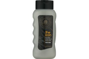 Black Magic The Icon Complete Clean Hair & Body Wash for Men