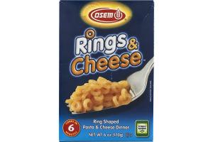 Osem Rings & Cheese