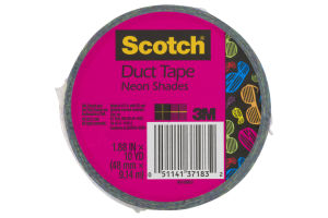 Scotch Duct Tape Neon Shades