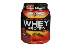 Body Fortress Whey Protein Supplement Chocolate Peanut Butter