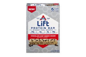 Atkins Life Protein Bar Chocolate Chip Cookie Dough - 4 CT