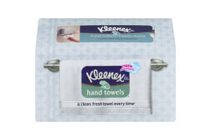 Kleenex Hand Towels - 60 CT