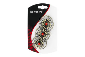 Revlon Antique Gold Barrette