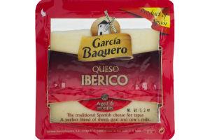 Garcia Baquero Queso Iberico Wedge