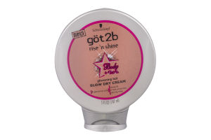 got2b Rise 'N Shine Glistening Full Blow Dry Cream