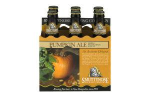 Smutty Nose Pumpkin Ale - 6 PK
