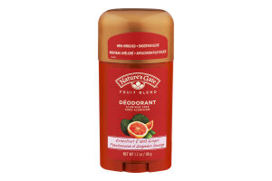 Nature's Gate Fruit Blend Deodorant Grapefruit & Wild Ginger