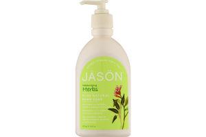 Jason Moisturizing Herbs Pure Natural Hand Soap