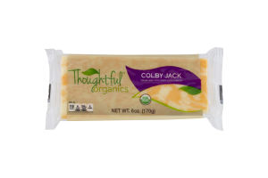Thoughtful Organics Cheese Colby Jack