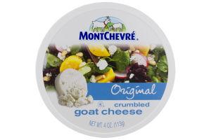 Montchevre Crumbled Goat Cheese Original
