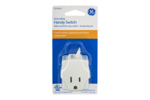 GE Grounding Handy Switch