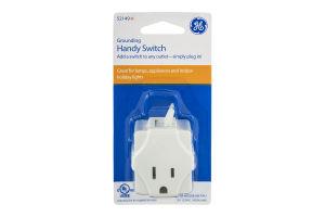 GE Grounding Handy Switch