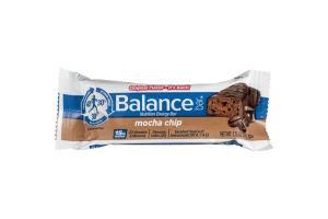 Balance Bar Nutrition Bar Mocha Chip