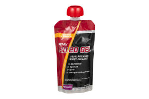 MET-Rx ISO 20 Gel Protein Gel Fruit Punch