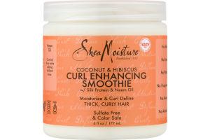 Shea Moisture Coconut & Hibiscus Curl Enhancing Smoothie