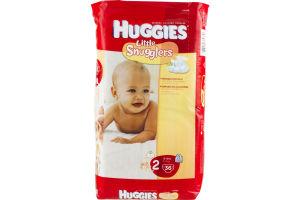 Huggies Little Snugglers Disney Baby Leak Lock Diapers Size 2 (12-18 lb) - 36 CT