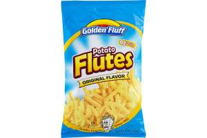 Golden Fluff Potato Flutes Orignal