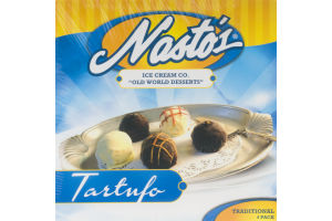 Nasto's Tartufo - 4 CT
