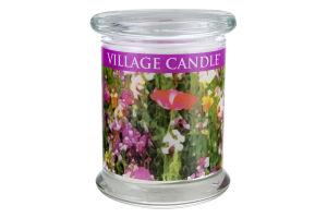 Village Candle English Garden