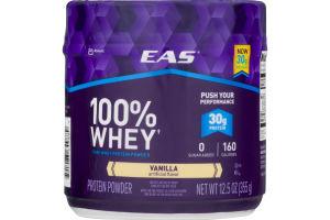 EAS 100% Whey Vanilla