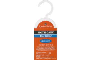 Reefer-Galler Moth Cake Linen-Scented