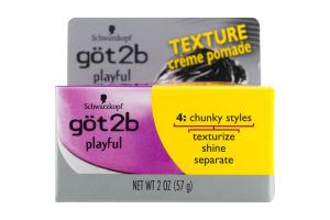 got2b Playful Texture Creme Pomade