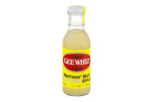 Gee Whiz Apple Cider