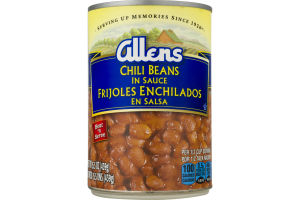 Allens Chili Beans in Sauce