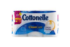 Cottonelle Clean Care Toilet Paper Mega Rolls - 6 CT