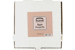 Wildfire Maple Pecan Pie