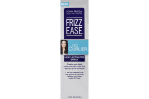 John Frieda Frizz Ease Go Curlier Heat-Activated Spray