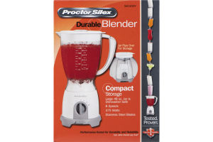 Proctor Silex Durable Blender