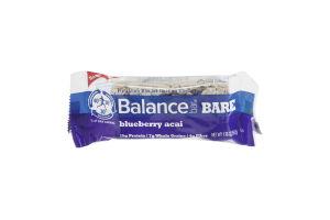 Balance Bar Bare Nutrition Bar Blueberry Acai