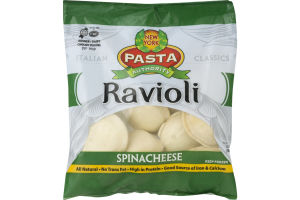 New York Pasta Authority Ravioli Spinacheese