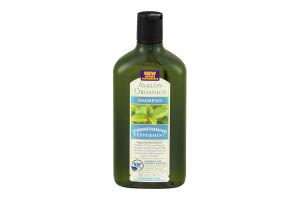 Avalon Organics Shampoo Strengthening Peppermint