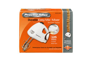 Proctor Silex Durable Easy Mix Mixer