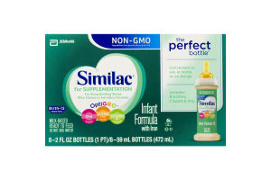 Similac Infant Formula with Iron for Supplementation