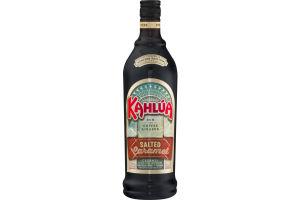 Kahlua Rum and Coffee Liqueur Salted Caramel