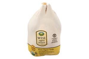 Wise Organic Pastures Kosher Tom Turkey