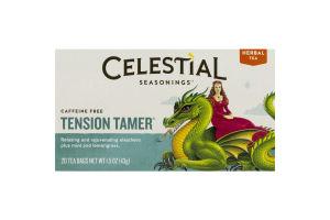 Celestial Seasonings Herbal Tea Tension Tamer - 20 CT