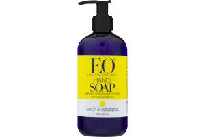 EO Hand Soap Lemon & Eucalyptus