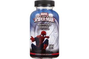 Marvel Ultimate Spiderman Multivitamin Gummies - 180 CT