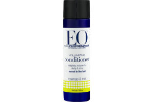 EO Pure Performance Volumizing Conditioner Normal To Fine Hare Rosemary & Mint