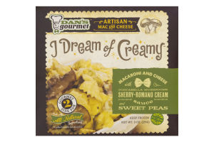 Dan's Gourmet Artisan Mac And Cheese I Dream Of Creamy