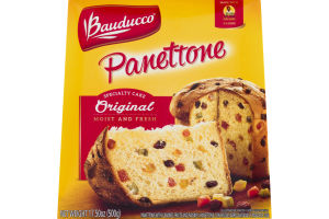 Bauducco Panettone Specialty Cake Original
