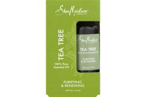 Shea Moisture Tea Tree 100% Pure Essential Oil