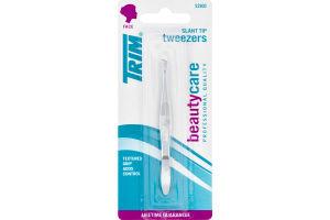 Trim Slant Tip Tweezers